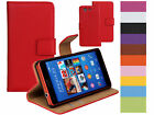 Synthetic Leather Flip Wallet Stand Case Cover For Sony Xperia Z3 Compact Mini
