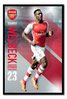 Arsenal FC Danny Welbeck 2014 / 2015 Magnetic Notice Board Includes Magnets