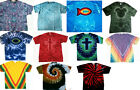 Adult Big 3XL Tie Dye T-shirt Various Designs Colors & Patterns Hand-dyed XXXL