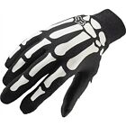 2013 Model Fox Racing Mudpaw Bones Gloves Motocross Gloves