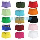 Haco Mini Shorts Candy Colors Summer Pants mini Short Jeans low waisted Pant
