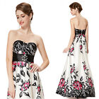 Ever Pretty Formal Evening Cocktail Party Gown Prom Dresses 08424 Free Shipping