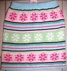 NWT Gymboree Winter Ballerina Fair Isle Sweater Knit Skirt 5 6 U Pick Size! NEW