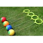 5 X Bouncing Jump Ball Game Fitness Leap Slimming Kids Childen Sports Exercise