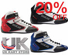 Sparco K-Pro SH-5 Karting Racing Boots Black, Blue & Red CLEARANCE RRP: £71.94