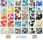 48x Swarovski Crystal Beads 5328 & 5301 Xilion Bicone 4mm * Many AB Colours T-W*