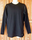 Under Armour Men's Charged Cotton Long Sleeve Pullover T Shirt 1254236 001 NWT