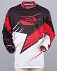 MSR M13 NXT Slash Jersey Black/Red, Free Shipping!