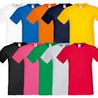Fruit of Loom Men´s Sofspun® T Herren T-Shirt 5er Pack  100% Baumwollem 61412