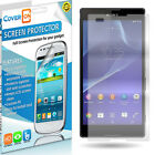 Lot New HD Clear LCD Screen Protector Cover for Sony Xperia T2 Ultra