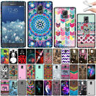 For Samsung Galaxy Note Edge Chevron TPU SILICONE Soft Rubber Flexi Case Cover