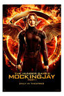 The Hunger Games Mockingjay Part 1 Katniss Poster New - Maxi Size 36 x 24 Inch