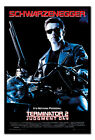 Framed Terminator 2 Judgement Day One Sheet Movie Film Poster