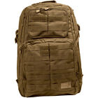 5.11 Tactical Rush 24 Unisex Backpack Tan One Size