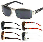 New Dg Eyewear Mens Fashion Designer Sunglasses Shades Black Wrap Retro Vintage