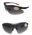Bifocal Fishing Wrap Around Sunglasses Sunreaders 100% UV Protection 162