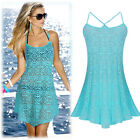 Ladies Summer Beach Women Dresses Cover Up Bikini Swimwear Fashion Holiday 81024