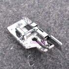 """1/4"""" Quarter Inch w/ Edge Guide Quilting Sewing Presser Snap-on Foot for SA185"""