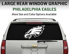 Philadelphia Eagles Window Decal Graphic Sticker Car Truck SUV - Choose Size $18.95 USD on eBay