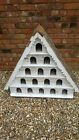 Stunning Strong handmade Wooden Bird House / Dovecot style bird nesting box