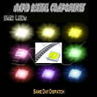 SMT/SMD LEDs 0603 0805 1206 1210 5050 White Blue Red RGB Amber UV PLCC-2 PLCC-6