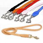 Zooleszcz Handmade Soft Italian Leather Leads *Clearance Sale*