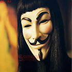V For Vendetta Guy Fawkes Fancy Dress Party Halloween Masquerade Face Mask Cool