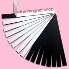 Self Adhesive Magnets - PICK YOUR SHAPES AND SIZES - Sticky Craft Magnetic Round