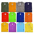 Lacoste Mens Polo Shirt Classic Mesh Pique Short Sleeve Solid Crocodile Logo New