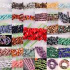"""Mixed Natural Malachite Crystal lapis Agate Amethyst Opal Chip Loose Beads 35"""""""