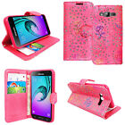For Samsung Galaxy Core Prime G360F G361F PU Leather Flip Case Cover + Stylus <br/> CARD/MONEY SLOTS FREE DELIVERY/100% SATISFACTION