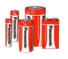 PANASONIC AAA / AA / D / C / 9V Batteries Battery cell for remote clock toys etc