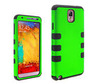 Shockproof Hybrid Armor Rubber Hard Protective Matte Case For Galaxy Note 3