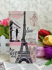 Romantic Paris Eiffel & Our Love Story Flip Leather Case for HUAWEI SONY phone