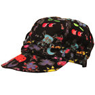 OFFICIAL Pacha Ibiza: Flower Power Baker Boy Cap RRP £25.00 Hat White or Black