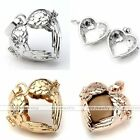 Chime Sounds Angel Wing Heart Cage Mexican Bola Harmony Ball Wish Locket Pendant