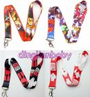 Lot Mixed Big Hero 6 Mobile Phone lanyard Keychain straps charms Gifts Q020