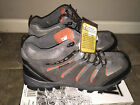 New Mens Khombu Terrain Waterproof Hiking Ankle Boots Size 12&13 Medium