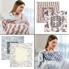 2pk Munchkin Swaddle Angel Blanket Bamboo Double Layer Stroller Nursing Cover