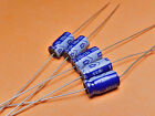 AXIAL ELECTROLYTIC CAPACITOR TVX1A101MAD 10V 100uF NICHICON