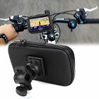"Bike Bicycle Handlebar Water Proof Case Mount Holder For 3.5""-5.7"" Mobile phone"