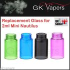 Replacement Glass for *2ml* *Mini Nautilous*