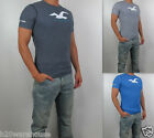 NWT Hollister By Abercrombi​e Men Athletic fabric Sport TeeT Shirt