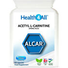 Health4All Acetyl L-Carnitine ALCAR 500mg Capsules | FAT BURNER |NEUROPROTECTION £10.99 GBP on eBay