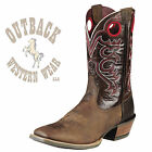 Ariat Men's Weathered Brown Crossfire Boots 10008803