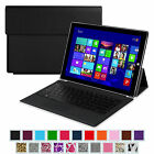 Fintie Slim Smart Shell Cover Case Stand for Microsoft Surface Pro 3 12-inch Tab