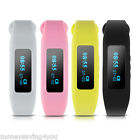 Excelvan OLED Bluetooth Fitness Tracker Smart Healthy Bracelet for IOS Android