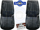 72 GTO & LeMans Sport & Luxury Front & Rear Seat Upholstery Covers PUI New