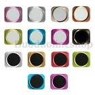 Mutil-color Home Menu Button Replacement Repair Part For iPhone 5 (5S Style) NEW
