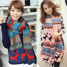 2015 Fashion Nes Women And Men Moose Double-sided Scarf Scarves Autumn Cashmere
